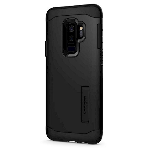Spigen Galaxy S9 Case Slim Armor Black 592CS22880