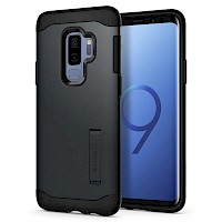 Spigen Galaxy S9 Case Slim Armor Metal Slate 592CS22879