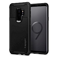 Spigen Galaxy S9 Case Rugged Armor Urban Black 592CS22875