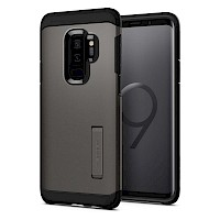 Spigen Galaxy S9 Case Tough Armor Gunmetal 592CS22845