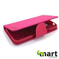 Preklopna futrola za Samsung S5 Canvas Hot Pink
