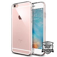 Spigen iPhone 6(s) Case Capsule Crystal Clear