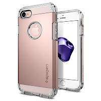 Spigen iPhone 7/8 Case Tough Armor Rose Gold 042CS20492