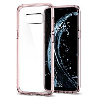 Spigen Galaxy S8 Case Ultra Hybrid Crystal Pink