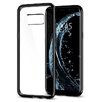 Spigen Galaxy S8 Case Ultra Hybrid Midnight Black