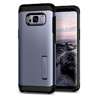 Spigen Galaxy S8 Case Tough Armor Orchid Gray