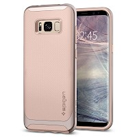Spigen Galaxy S8 Case Neo Hybrid Pale Dogwood