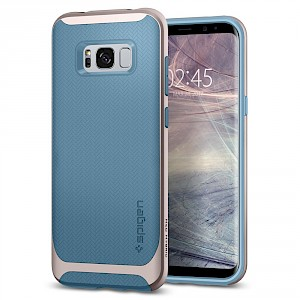 Spigen Galaxy S8 Plus Case Neo Hybrid Niagara Blue 571CS21647