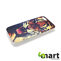 Silikonska maska za iPhone 5(s)&SE Tiger #1