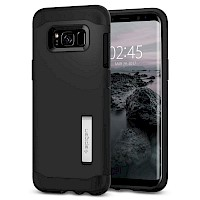 Spigen Galaxy S8 Case Slim Armor Black