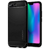 Spigen Huawei Honor 10 Case Rugged Armor Black L27CS24096
