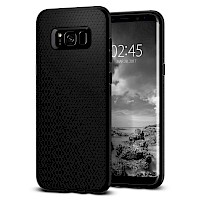 Spigen Galaxy S8 Case Liquid Air Black 565CS21611