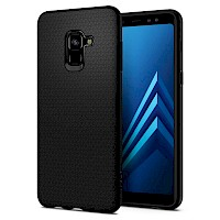 Spigen Galaxy A8 2018 Case Liquid Air Black 590CS22747