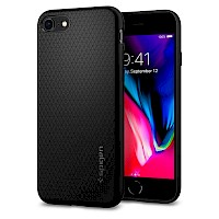 Spigen iPhone 7/8 Case Liquid Air Black 042CS20511