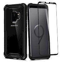 Spigen Galaxy S9 Case 360 Full Coverage Black 592CS23039
