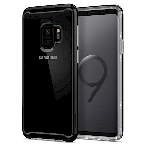 Spigen Galaxy S9 Case Neo Hybrid Crystal Black 592CS23339