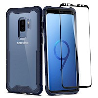Spigen Galaxy S9 Case 360 Full Coverage Blue 592CS23041