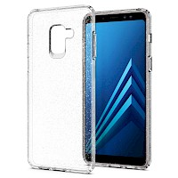 Spigen Galaxy A8 2018 Case Liquid Crystal Quartz 590CS22749