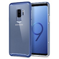 Spigen Galaxy S9 Plus Case Neo Hybrid Crystal Blue 593CS23338