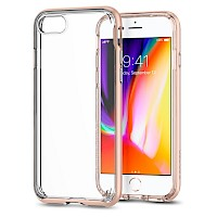Spigen iPhone 7/8 Case Neo Hybrid Crystal Blush Gold 054CS22569