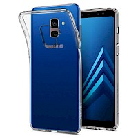 Spigen Galaxy A8 2018 Case Liquid Crystal Clear 590CS22748