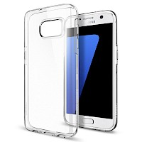 Spigen Galaxy S7 Case Liquid Crystal Clear