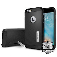 Spigen iPhone 6S Plus Case Tough Armor Black