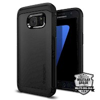 Spigen Galaxy S7 Case Tough Armor Black