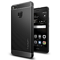 Spigen P9 Lite Case Rugged Armor Black