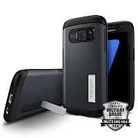Spigen Galaxy S7 Case Slim Armor Black