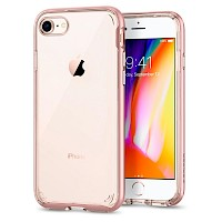 Spigen iPhone 7/8 Case Neo Hybrid Crystal Rose Gold 054CS22364