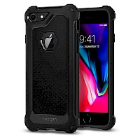 Spigen iPhone 7/8 Case Rugged Extra Armor Black 042CS21491