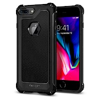 Spigen iPhone 7/8 Plus Case Rugged Extra Armor Black 055CS21963