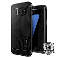Spigen Galaxy S7 Edge Case Neo Hybrid Gunmetal 556CS20143