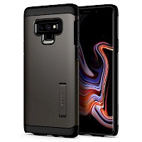 Spigen Samsung Galaxy Note 9 Case Tough Armor Gunmetal 599CS24576