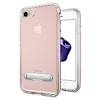 Spigen iPhone 7/8 Case Crystal Hybrid Rose Gold 042CS20461